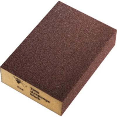 Csiszolószivacs 7990 siasponge hard FINE 69 x 96 x 25 mm