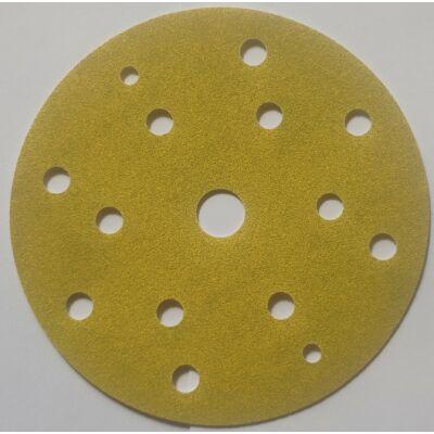 Csiszolópapír SIA 1961 P240 tépőzáras 150 mm 15 lyuk siarexx