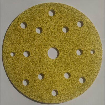 Csiszolópapír SIA 1961 P60 tépőzáras 150 mm 15 lyuk siarexx