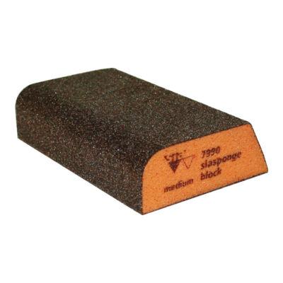 Kombi csiszolószivacs 7990 siasponge hard MEDIUM 69 x 98 x 26 mm