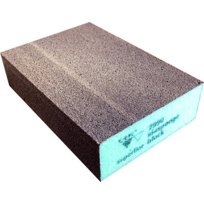 Csiszolószivacs 7990 siasponge hard SUPERFINE 69 x 96 x 25 mm